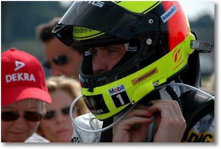 ralf schumacher dtm nuerburgring 2008
